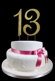 13th-anniversary-cake